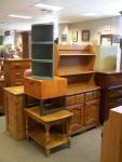 Various shelves
