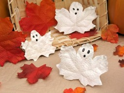 Leaf ghosts