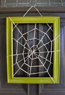 Picture frame web