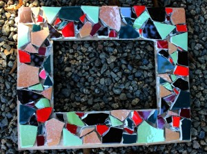 Picture Frame Mosaic